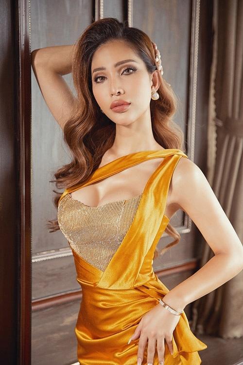 Người đẹp chuyển giới gốc Việt đại diện Thụy Điển thi Hoa hậu-3