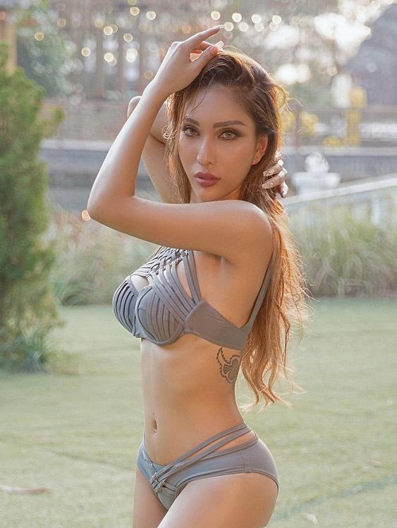 Người đẹp chuyển giới gốc Việt đại diện Thụy Điển thi Hoa hậu-7