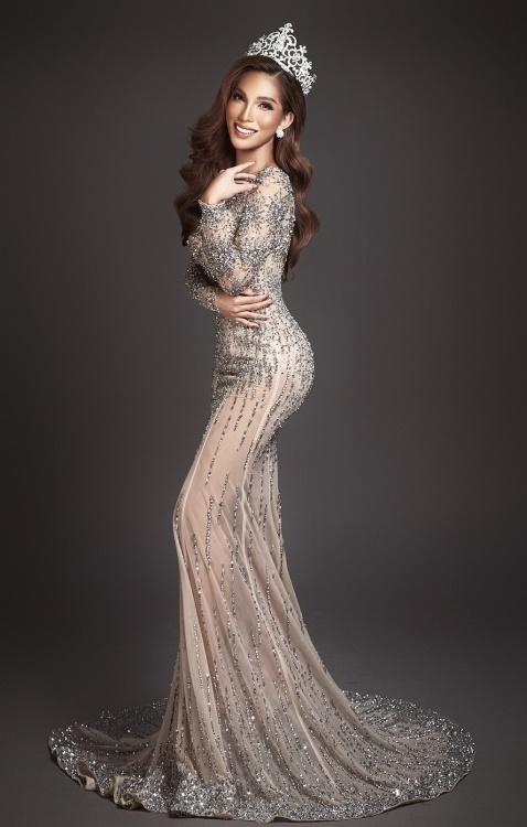 Người đẹp chuyển giới gốc Việt đại diện Thụy Điển thi Hoa hậu-8