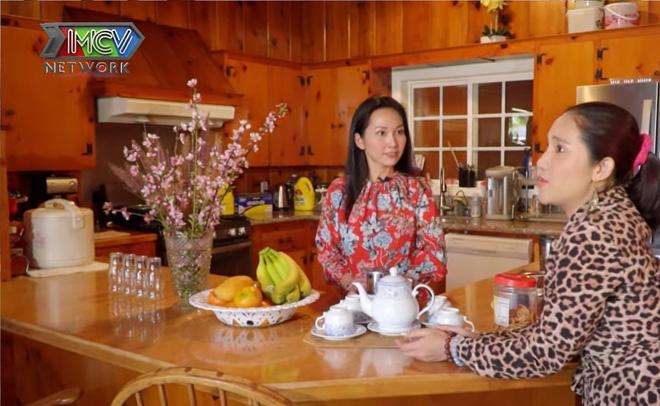 Kim Hiền mở lòng về cuộc sống bên Mỹ, hé lộ chuyện chồng cũ, mới gặp nhau nói chuyện, uống cà phê-2