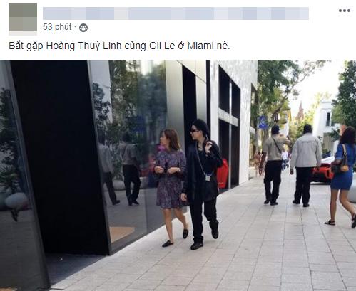 Hoàng Thùy Linh khoe street style nhưng dân tình chỉ chú ý vào chiếc kính râm thấp thoáng bóng hình Gil Lê-6