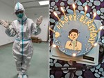 Bên trong nơi điều trị bệnh nhân nhiễm virus corona ở Thượng Hải-1