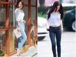 """Kiểu quần kéo chân"""" hot hit mùa xuân của loạt sao Việt: Nhìn qua là muốn tậu về diện ngay và luôn-13"""