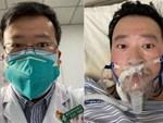 Hai tháng cuối cùng của bác sĩ từng cảnh báo sớm về nCoV-2