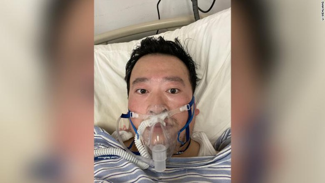 Bác sĩ Vũ Hán từng cảnh báo về dịch viêm phổi được xác nhận đã qua đời, để lại vợ đang mang thai nhiễm virus corona-1