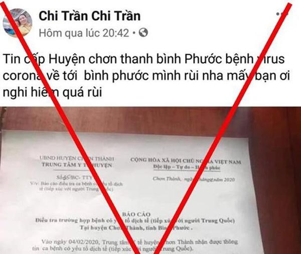 Đây là cách Facebook chống lại tin giả về virus Corona tại Việt Nam-1