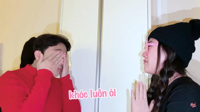Trấn Thành bật khóc, hôn say đắm Hari Won khi được tổ chức sinh nhật tại Hàn Quốc-4