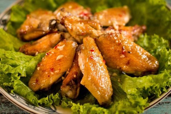 Cánh gà chiên, bít tết và những món ăn ngon chế biến từ nồi chiên không dầu-2