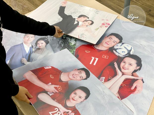 Đám cưới Duy Mạnh - Quỳnh Anh được trang hoàng bởi 500.000 viên pha lê, ảnh cưới theo bộ phim đình đám Hàn Quốc Hạ cánh nơi anh-1