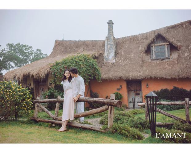 Đám cưới Duy Mạnh - Quỳnh Anh được trang hoàng bởi 500.000 viên pha lê, ảnh cưới theo bộ phim đình đám Hàn Quốc Hạ cánh nơi anh-10