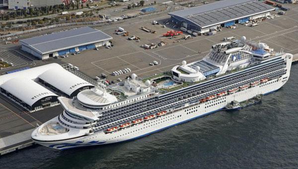 Nhật Bản xác nhận thêm 41 trường hợp nhiễm virus corona trên du thuyền 3.700 người-1