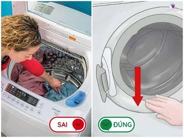 6 lỗi sai bất ngờ khi giặt đồ, tưởng đơn giản nhưng nhà nào cũng mắc-2