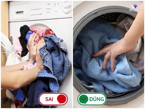 6 lỗi sai bất ngờ khi giặt đồ, tưởng đơn giản nhưng nhà nào cũng mắc-4
