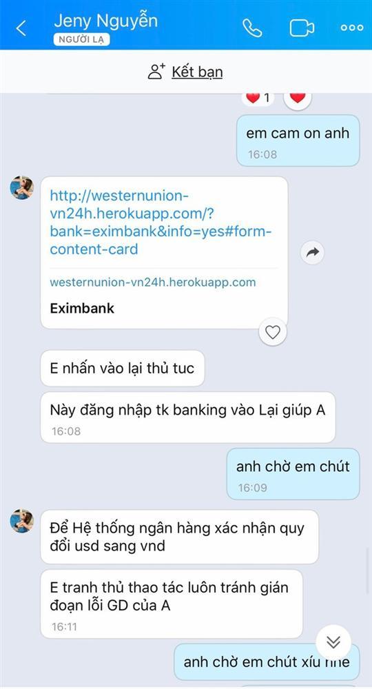 """Vụ tài khoản bốc hơi"""" 54 triệu đồng: Ngân hàng Eximbank giải quyết ra sao?-2"""
