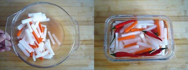 Củ cải trộn chua ngọt - ăn kèm món gì cũng hợp, cũng ngon-4