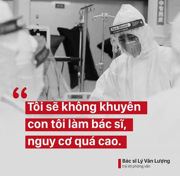 Tâm tư sau cuối của bác sĩ Lý Văn Lượng: Nếu được chọn lại, tôi vẫn sẽ lên tiếng!-3