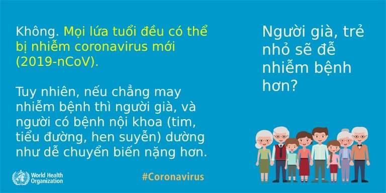 WHO đính chính 10 tin đồn rất nhiều người nhầm tưởng về virus corona, hiểu đúng sẽ giúp bạn phòng tránh bệnh tật hiệu quả hơn-8