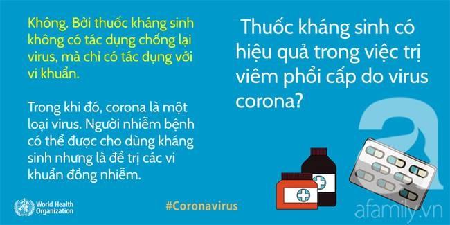 WHO đính chính 10 tin đồn rất nhiều người nhầm tưởng về virus corona, hiểu đúng sẽ giúp bạn phòng tránh bệnh tật hiệu quả hơn-9