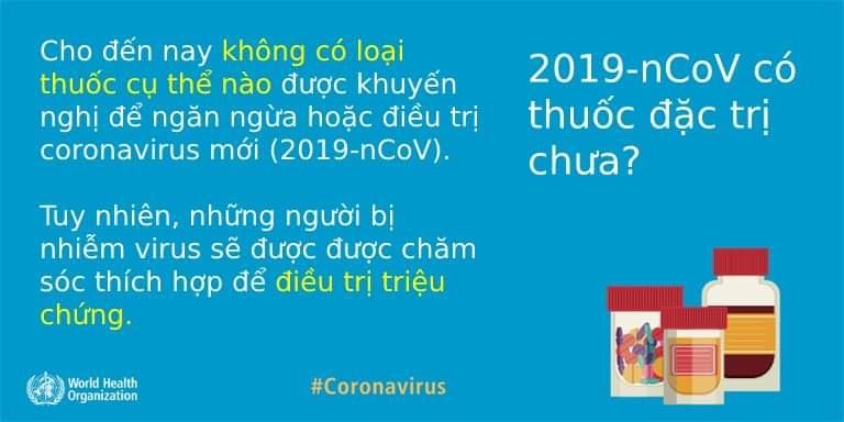 WHO đính chính 10 tin đồn rất nhiều người nhầm tưởng về virus corona, hiểu đúng sẽ giúp bạn phòng tránh bệnh tật hiệu quả hơn-10