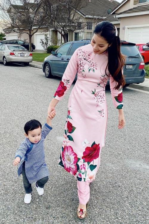Trào lưu ra nước ngoài sinh con của sao nữ Việt: Hoa hậu Phạm Hương con gần một tuổi mới dám công khai nhưng Maya còn che giấu tài tình hơn-4