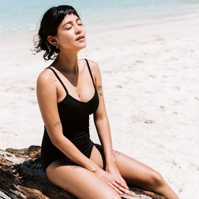 Nhan sắc nóng bỏng, cá tính của mỹ nhân Thái nổi tiếng trong MV Hương Giang-7