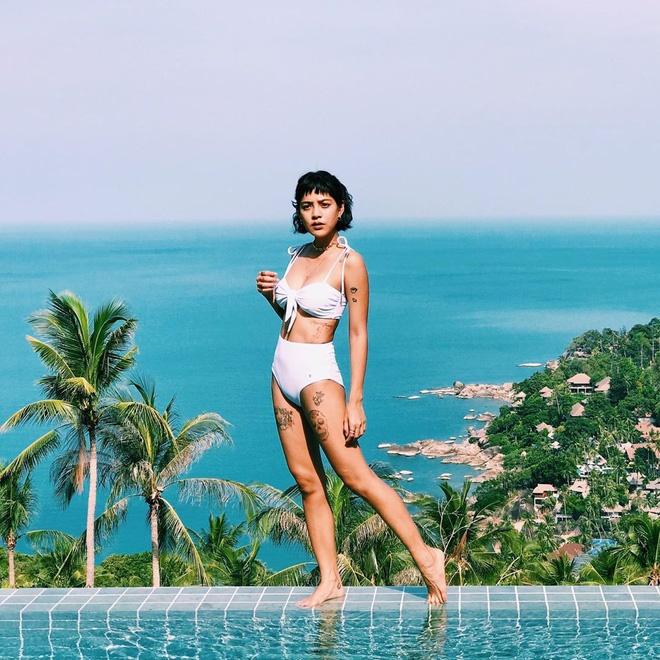 Nhan sắc nóng bỏng, cá tính của mỹ nhân Thái nổi tiếng trong MV Hương Giang-8