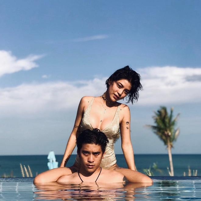 Nhan sắc nóng bỏng, cá tính của mỹ nhân Thái nổi tiếng trong MV Hương Giang-13