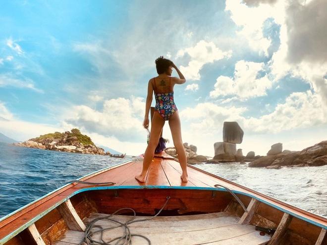 Nhan sắc nóng bỏng, cá tính của mỹ nhân Thái nổi tiếng trong MV Hương Giang-19