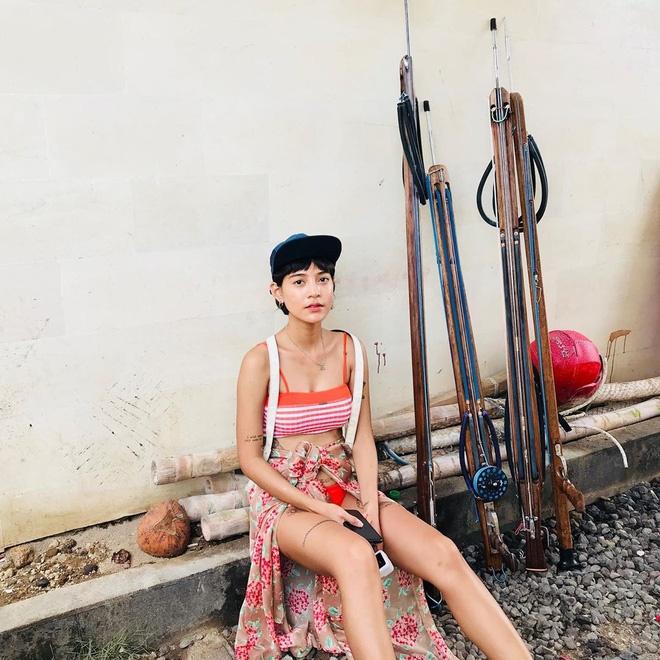 Nhan sắc nóng bỏng, cá tính của mỹ nhân Thái nổi tiếng trong MV Hương Giang-20