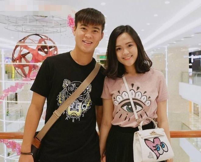 Trước khi đám cưới, Duy Mạnh và Quỳnh Anh thường diện đồ đôi đắt đỏ-2