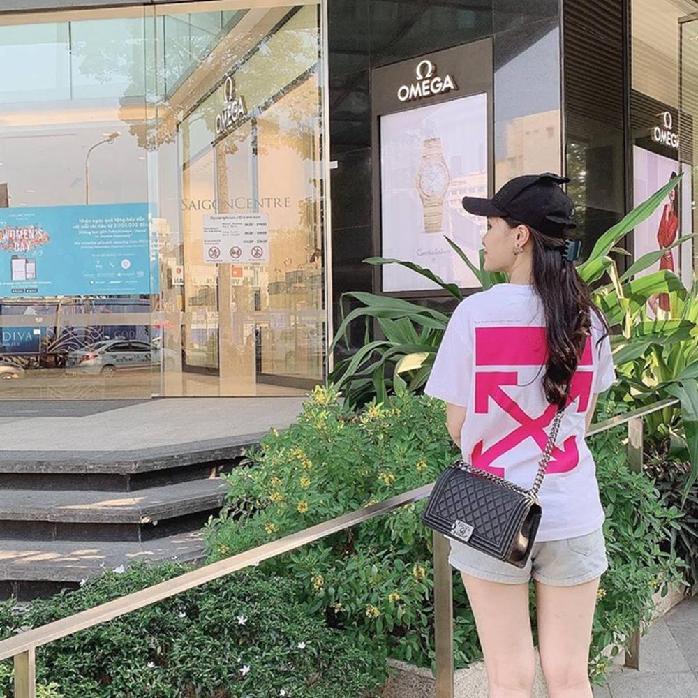 Trước khi đám cưới, Duy Mạnh và Quỳnh Anh thường diện đồ đôi đắt đỏ-5