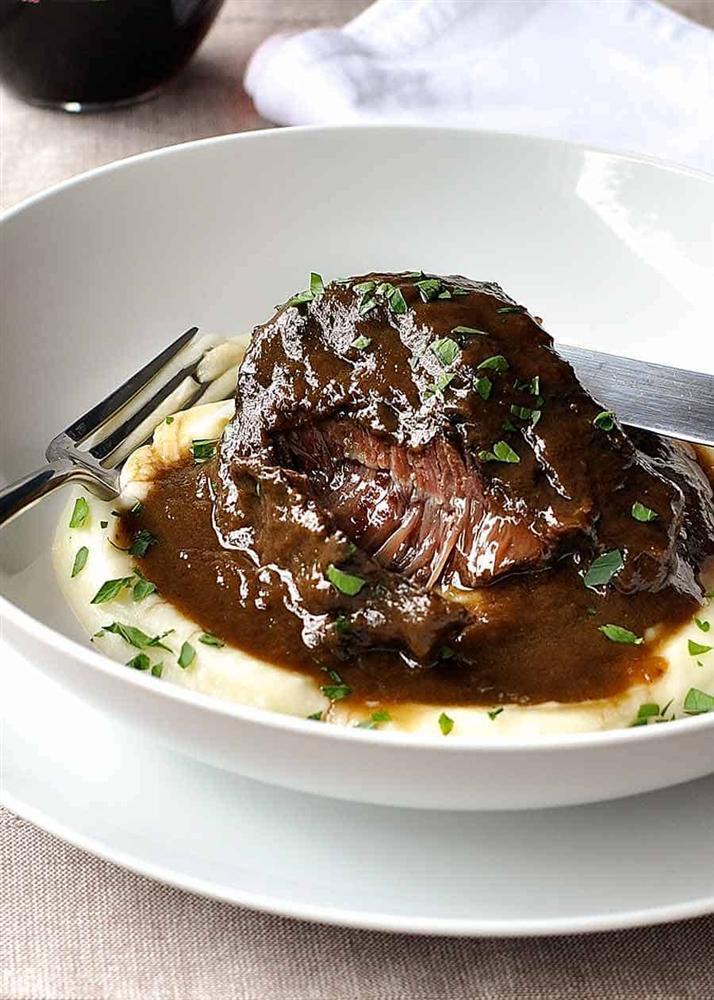Vào hàng sang ăn quả lừa đau, tôm hùm, thịt bò hảo hạng bị đánh tráo-3