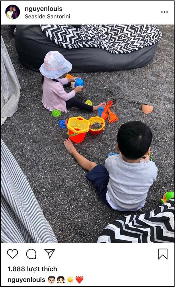 Cách dạy con đáng nể của vợ chồng Hà Tăng: 2 nhóc tỳ chưa được 5 tuổi đã biết tự lập, khả năng tiếng Anh đúng là không vừa-8