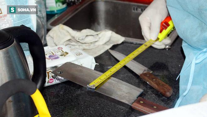 Phó giám đốc Công an Đà Nẵng: Nghi phạm giết người, phân xác giấu trong vali chỉ bằng con dao nhà bếp-4