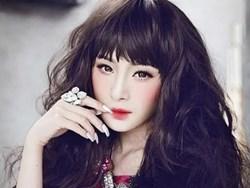 Dương Mịch có 1 bộ ảnh ít ai biết từ thuở xa lắc, tóc búp bê, trang điểm đậm hoàn toàn khác diện mạo như bây giờ