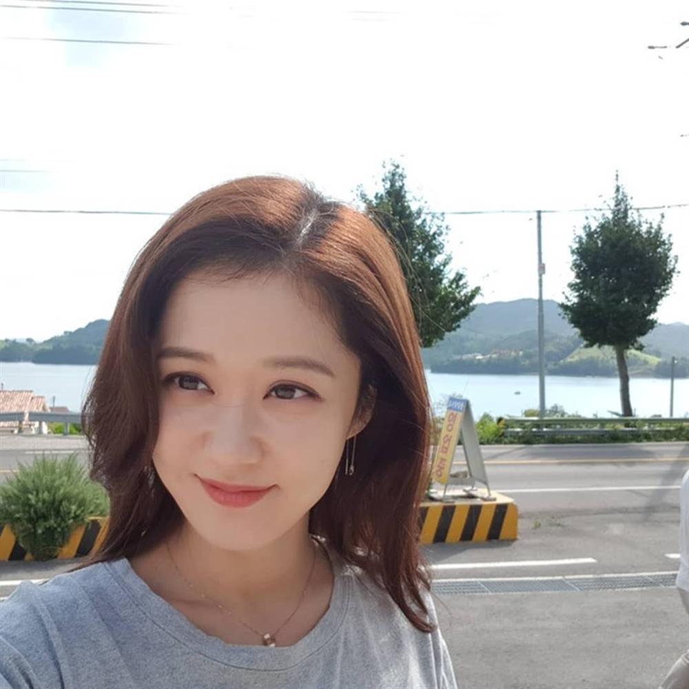 Nhan sắc trẻ trung tuổi 39 của Jang Nara-1