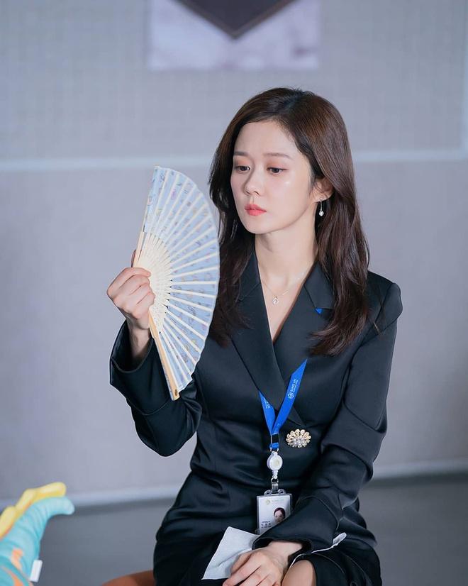 Nhan sắc trẻ trung tuổi 39 của Jang Nara-6