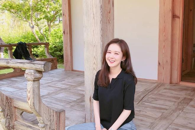 Nhan sắc trẻ trung tuổi 39 của Jang Nara-8
