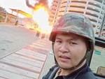 Cảnh sát Thái đưa mẹ quân nhân xả súng tới để kêu gọi y đầu hàng-3