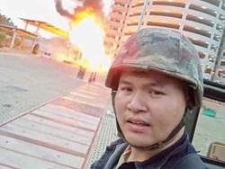 Quân nhân xả súng máy ở trung tâm thương mại Thái, 17 người thiệt mạng