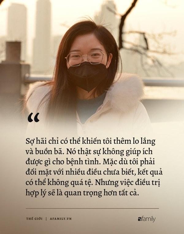 Câu chuyện tự chữa bệnh viêm phổi Vũ Hán của nữ y tá: Hành trình 11 ngày đủ cung bậc cảm xúc và lời khuyên quý báu tiếp thêm sức mạnh cho mọi người-3