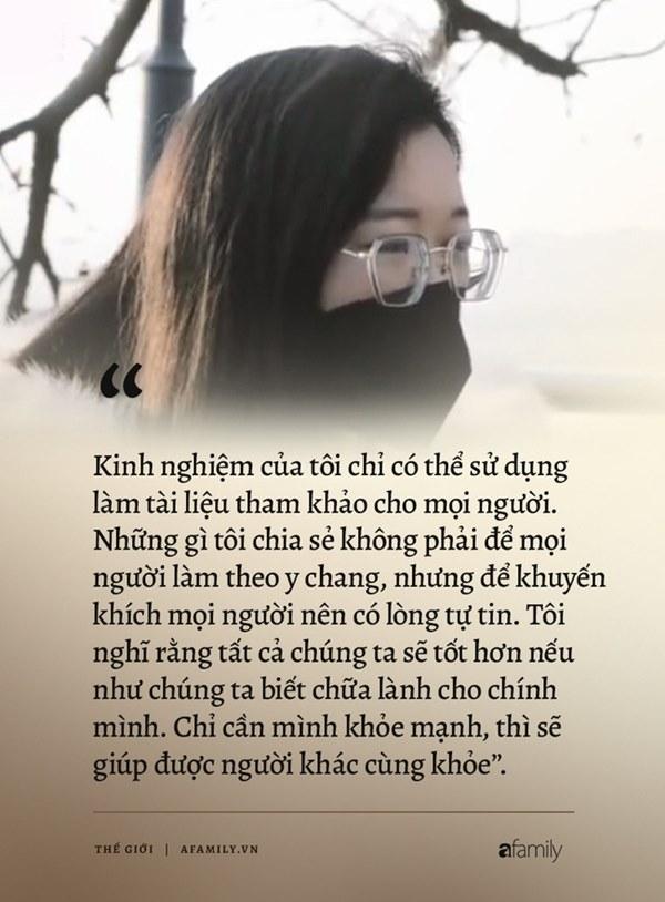 Câu chuyện tự chữa bệnh viêm phổi Vũ Hán của nữ y tá: Hành trình 11 ngày đủ cung bậc cảm xúc và lời khuyên quý báu tiếp thêm sức mạnh cho mọi người-7