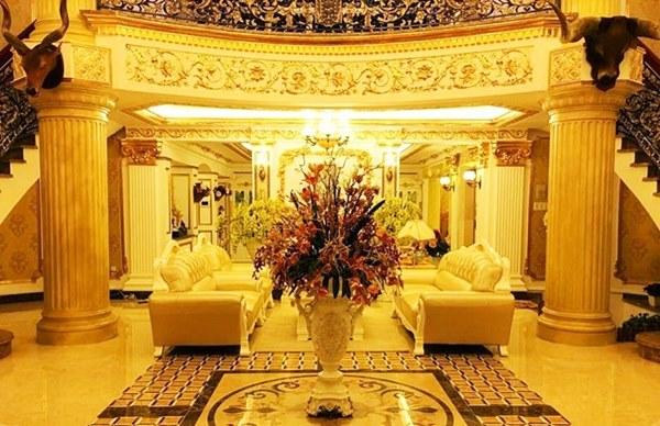 Biệt thự dát vàng xa xỉ giá hàng trăm tỷ của sao Việt-4