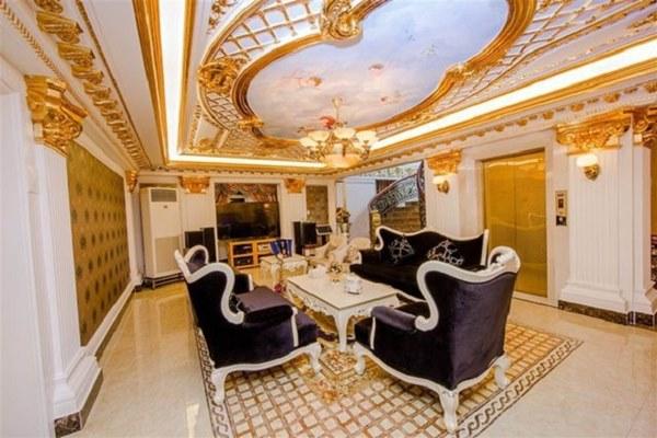 Biệt thự dát vàng xa xỉ giá hàng trăm tỷ của sao Việt-6