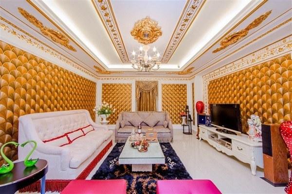 Biệt thự dát vàng xa xỉ giá hàng trăm tỷ của sao Việt-7