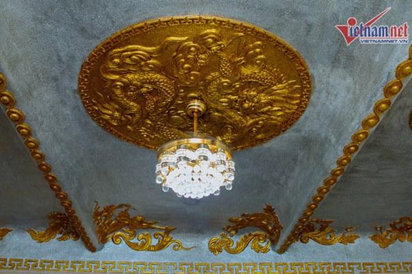 Biệt thự dát vàng xa xỉ giá hàng trăm tỷ của sao Việt-21