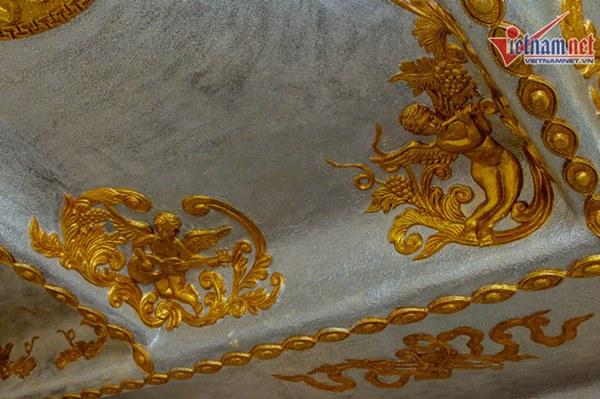 Biệt thự dát vàng xa xỉ giá hàng trăm tỷ của sao Việt-22