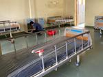 Bên trong bệnh viện dã chiến phòng chống dịch virus corona ở Củ Chi-1
