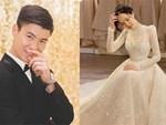 Quỳnh Anh diện đôi giày cưới đụng cả dàn sao Vbiz, trông thế mà cô dâu cũng gắt chẳng kém cạnh chú rể-8