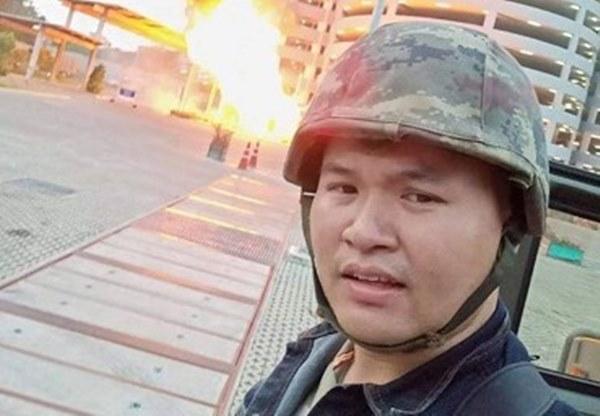 Đặc nhiệm Thái hạ gục tay súng điên bắn chết 25 người-1
